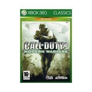 Call of Duty 4 Modern Warfare XB360